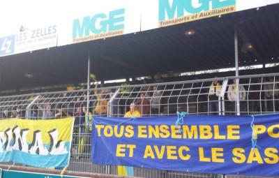 Supporters SAS Coupe Raon
