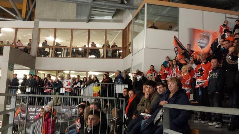 Hockey sur glace saxoprint ligue magnus le gamyo tombe de haut epinal i - Etoile noir strasbourg ...
