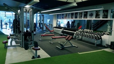training center banc muscu