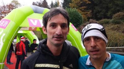 Mickael Voirpy et johannick Noel