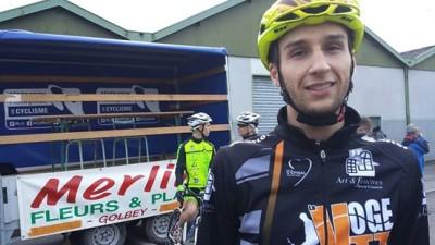 Vincent Sibille vainqueur samedi
