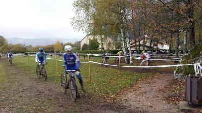 cyclo avant montée