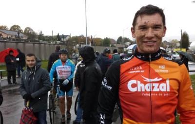 cyclo st et Yan Gras vainqueur