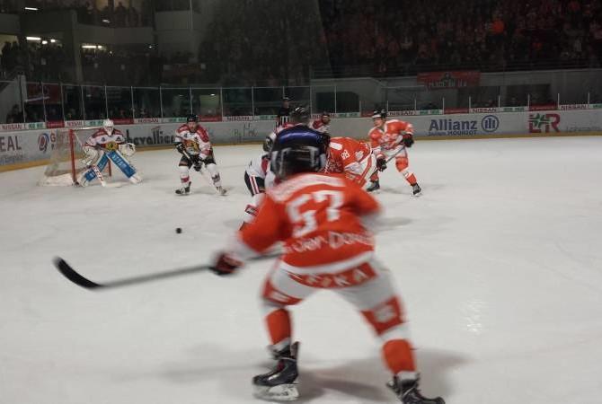 hockey Gamyo Chamonix