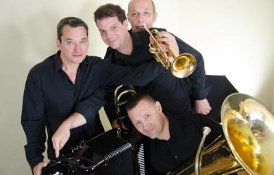 Café Jazz du 21 janvier 2017 -Brass Dance Orchestra