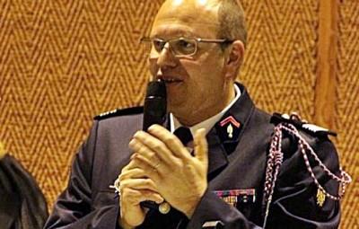 Colonel Hugues Deregnaucourt