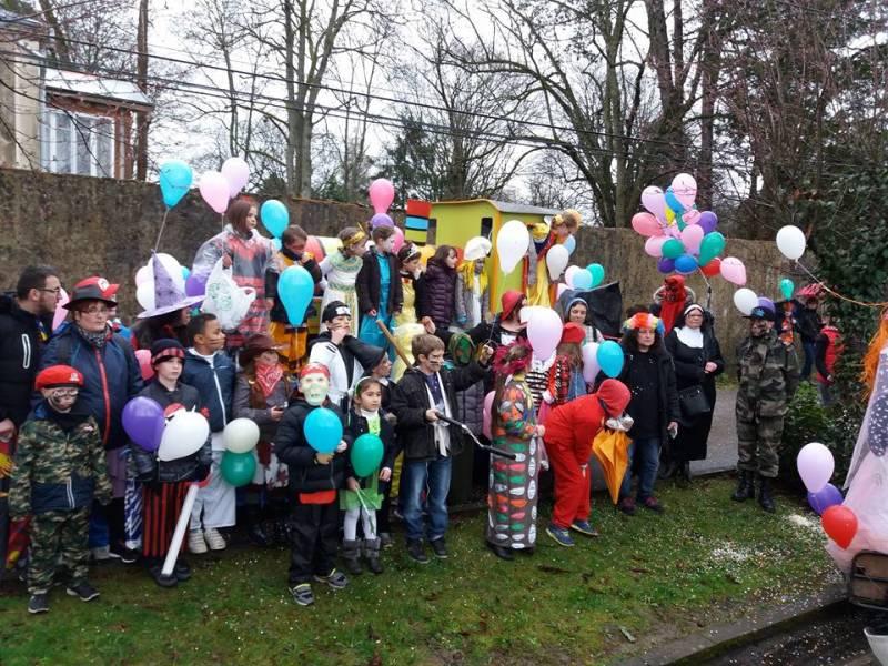 C est carnaval capavenir thaon epinal infos for Garage automobile thaon les vosges