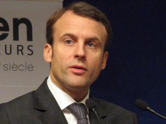 Emmanuel Macron est candidat aux prochaines élections présidentielles.