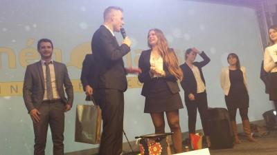 gagnante Strasbourg négociales 2017
