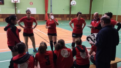 CAME Volley mars 2017