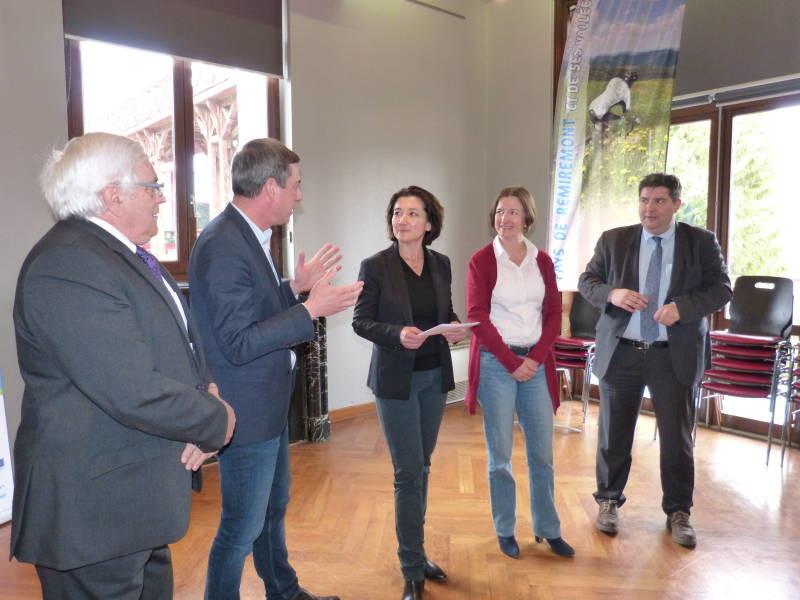 Lancement officiel du Guide des Hautes-Vosges, avec une sortie prévue en avril 2018