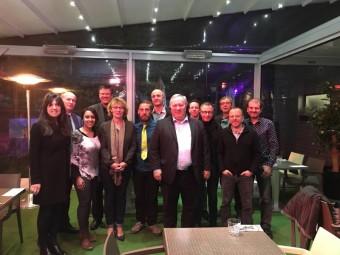 Photo membres du Comité