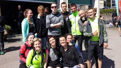 Vosges runners sap trail 2017