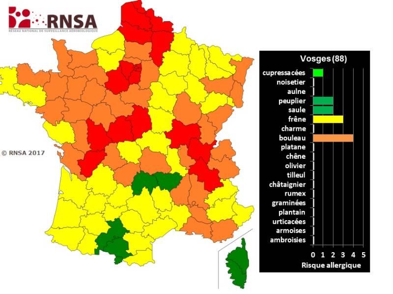 (carte RNSA)