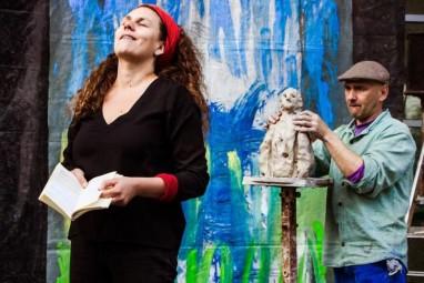 Les Arts Oseurs - J'écris comme on se venge -LAO©Vincent Vanhecke