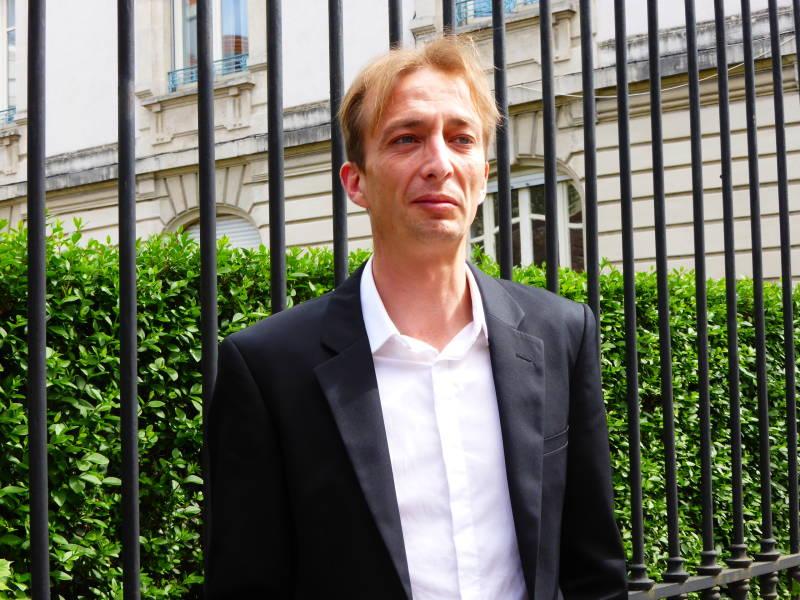 David Wentzel pour la 2è circonscription