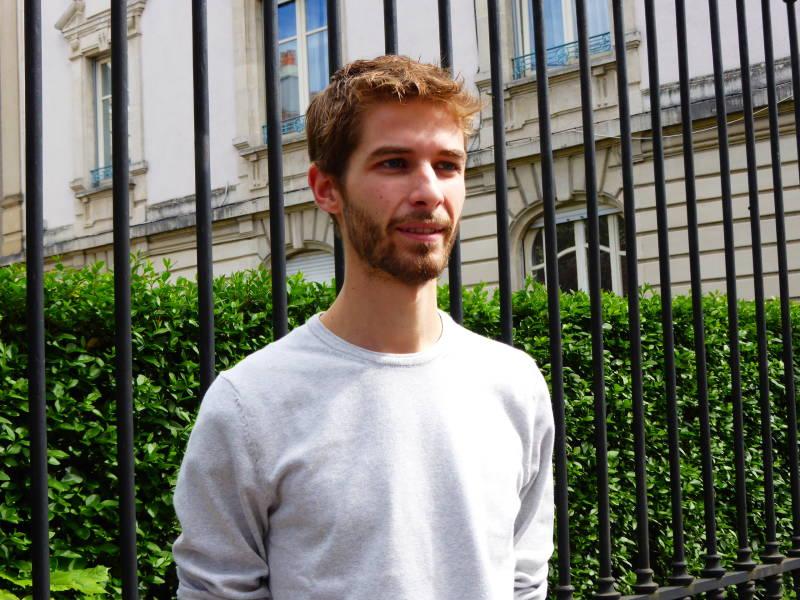 Matthieu Mougel pour la 3è circonscription