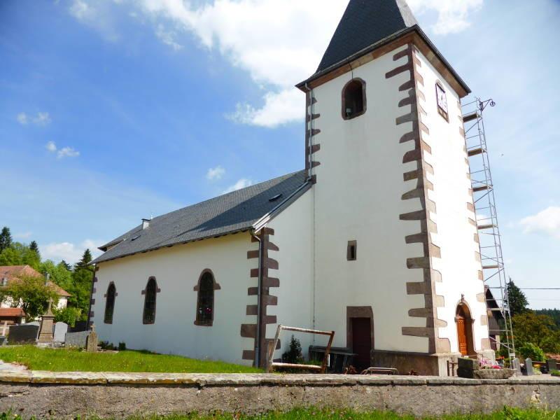 Eglise du Haut-du-Tôt