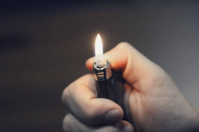 briquet-feu
