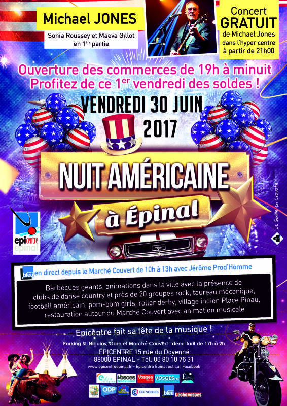 FLYER NUIT US