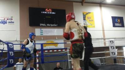 Muay Tai Epinal 2017