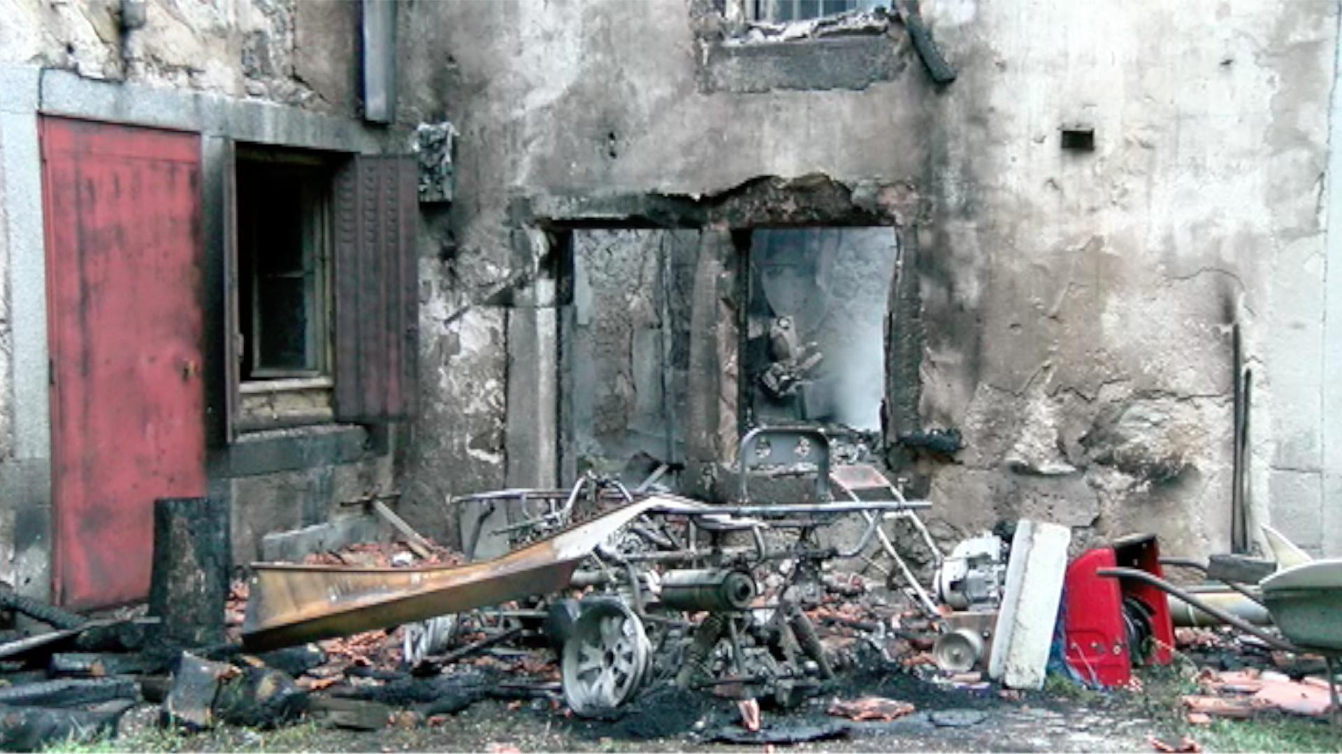 Incendie Saint Nabord 2