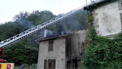 Incendie Saint Nabord 3