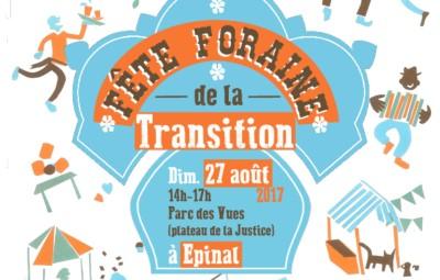affiche fete transition 2017