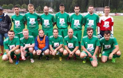 Le FC des Ballons retrouve la première division de district.