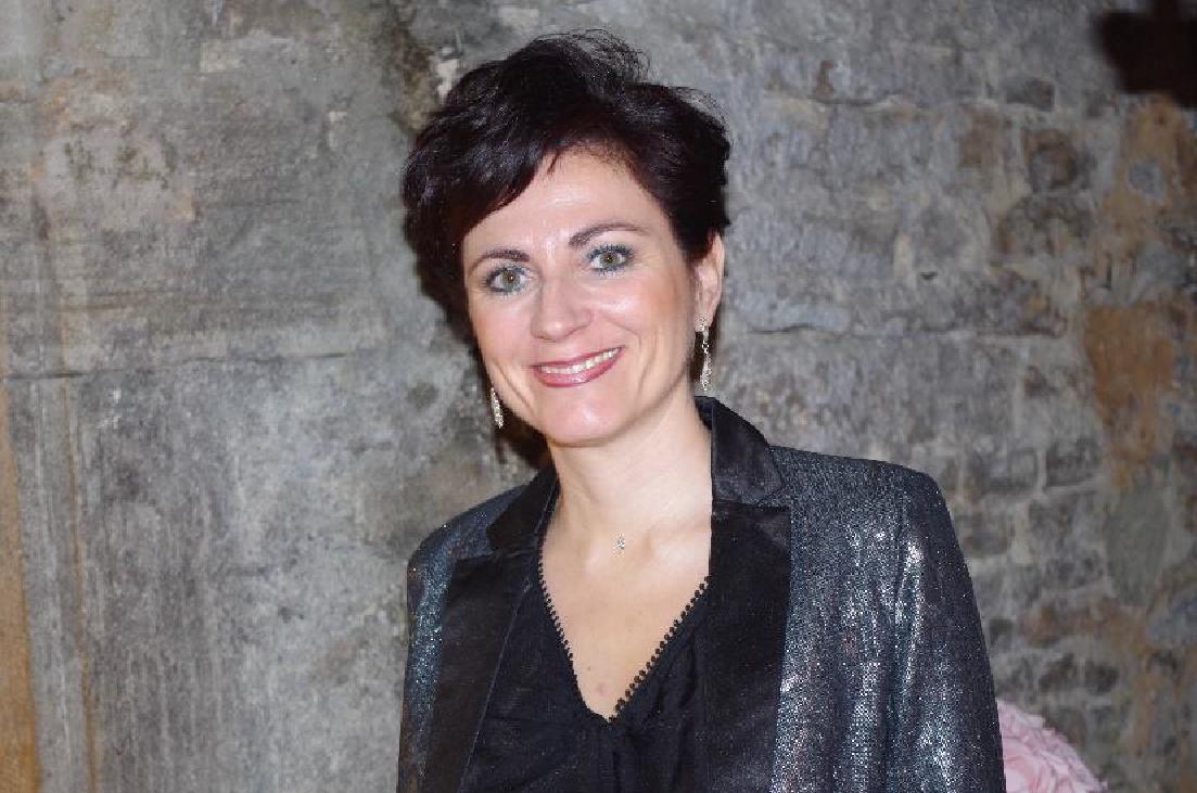 Stéphanie Didon, présidente de la Délégation Lorraine pour Miss France.