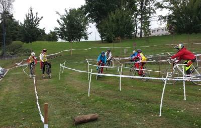 cyclo cross Golbey foire