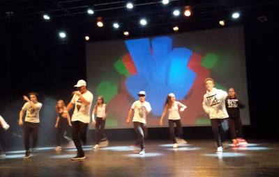 troupe spinalienne de hip hop