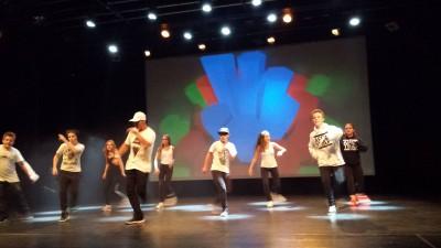 troupe spinalienne de hip hop