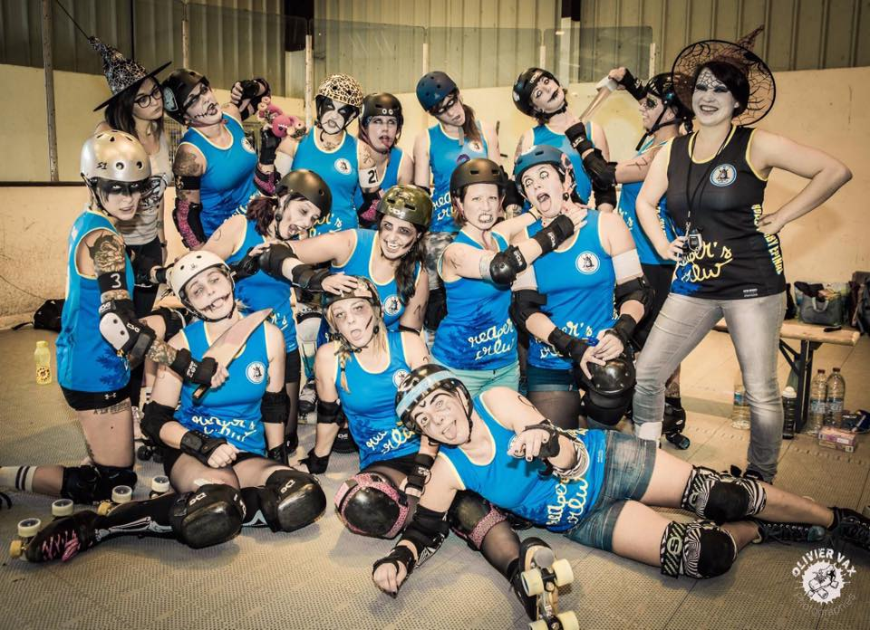 roller derby 1er match premi re victoire de la saison pour les reaper 39 s crew d pinal. Black Bedroom Furniture Sets. Home Design Ideas