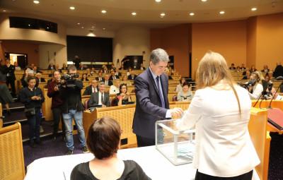 photo vote Jean Rottner