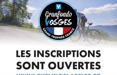 visuels Granfondo Vosges