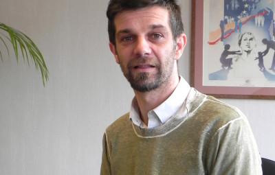 photo de Jérôme L'Hommé (crédit photo - Caf des Vosges)
