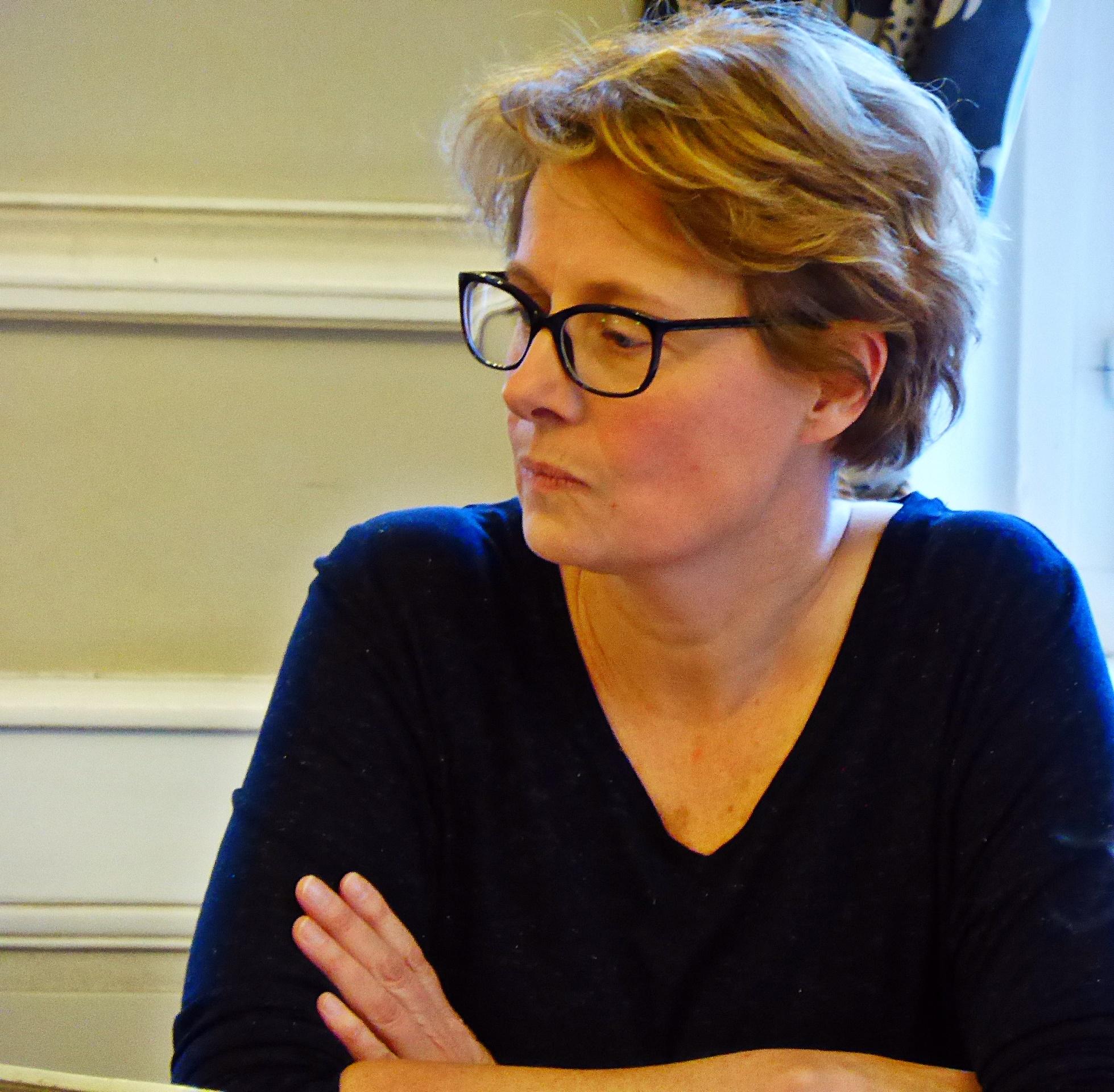 Evelyne Seguin, manager de centre-ville