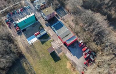 (photographie et information sapeurs-pompiers des Vosges)