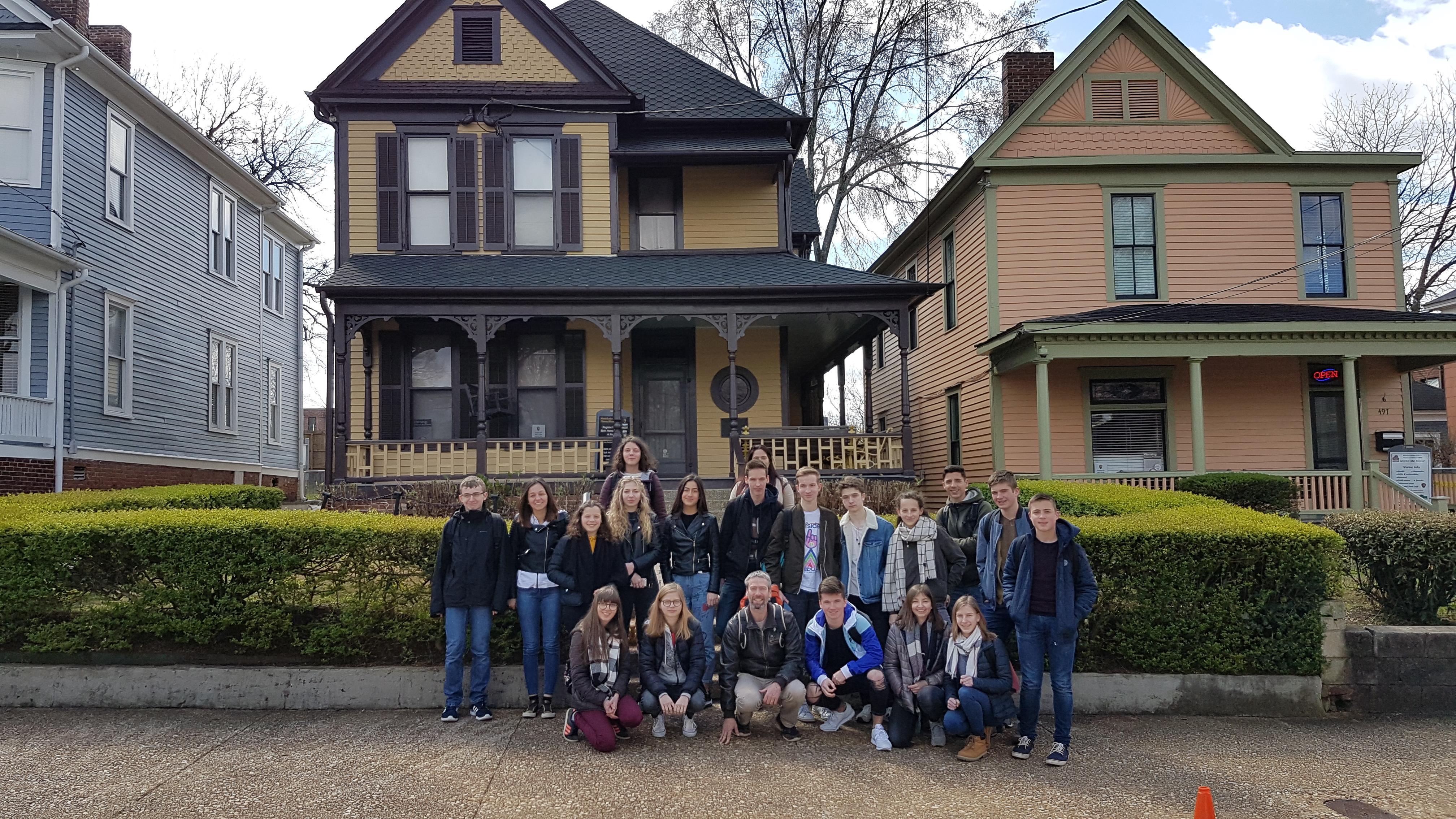Maison natale de Martin Luther king1