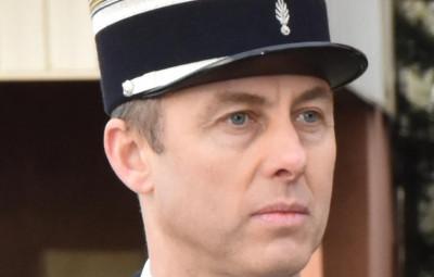 Arnaud Beltrame (photo gendarmerie nationale)