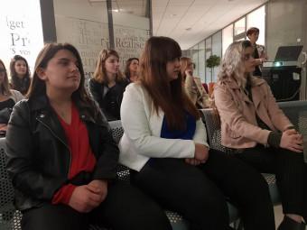 étudiants femmes