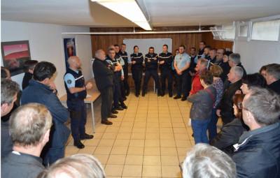 (photographie et information Gendarmerie des Vosges)