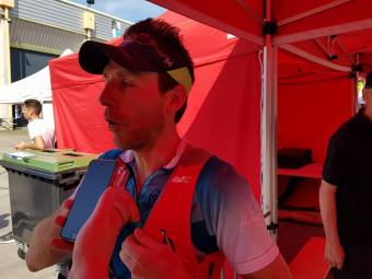 Guillaume Dussart sap trail 2018