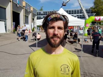 Laurent Colin sap trail 2018