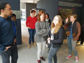 explic musée