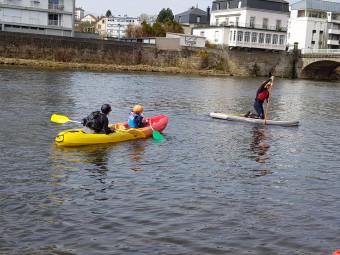 folles jnées kayak