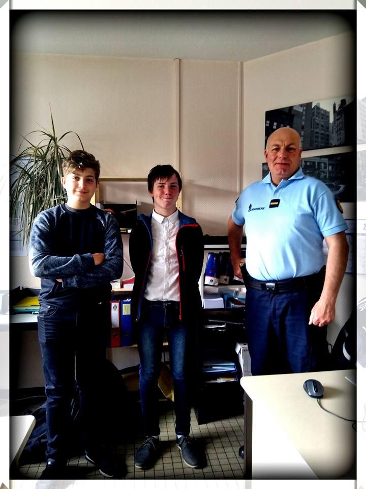 (information et photo gendarmerie des Vosges)