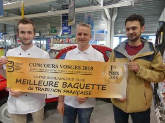 Baguette Pinot