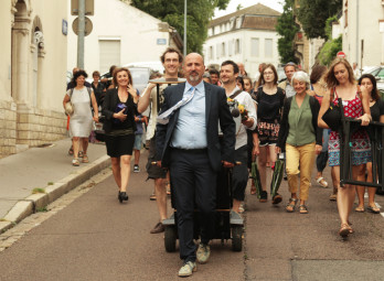Cie Bougrelas 8 Credit Photo Oeil de Dom